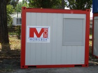 Bürocontainer MB10